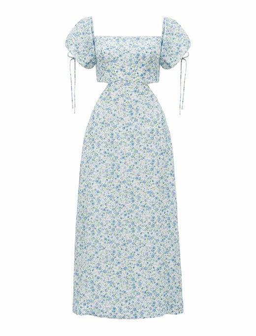 Frankie Cut-Out Midi Dress