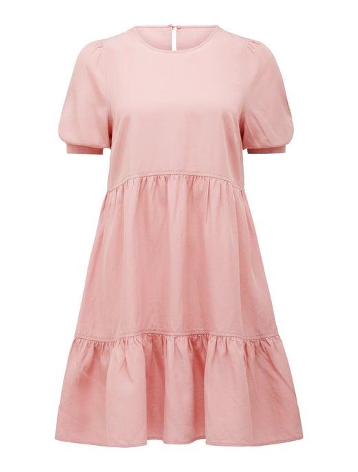 Jane Mini Smock Dress