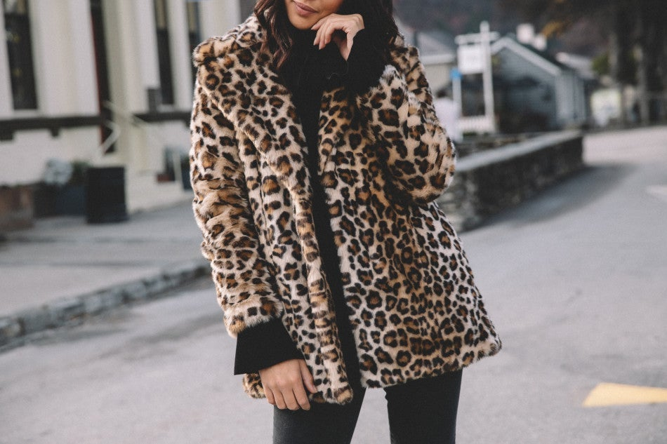 5 Ways To Wear Leopard
