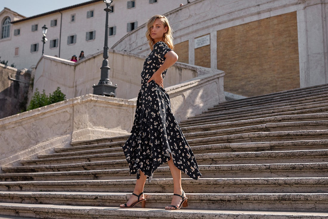 What to wear, see and do on a Roman holiday