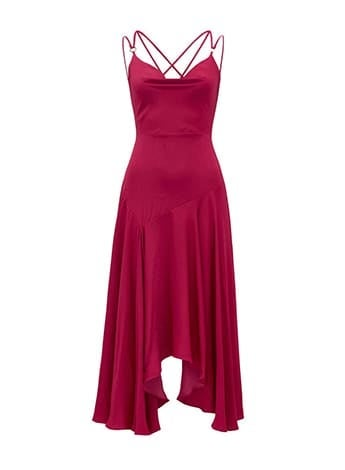 Sidney Strappy Dress