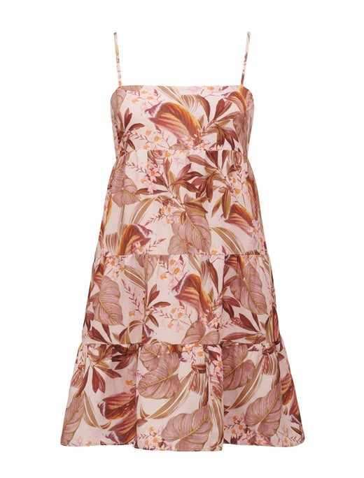 Thea Tiered Mini Dress